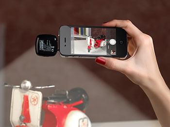 app gesteuerte led videoleuchte f r smartphones co mit. Black Bedroom Furniture Sets. Home Design Ideas
