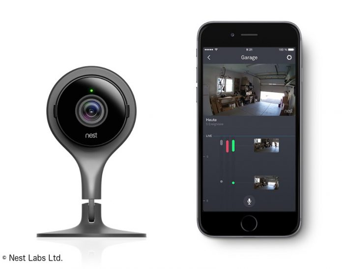 Die Indor Camera von Nest