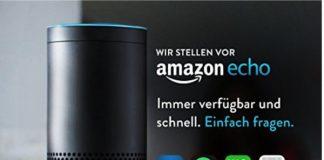 Alexa, Amazon Echo und seine Möglichkeiten