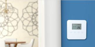 Zum Smart-Home-Programm von Blaupunkt gehört ein Thermostat zum Nachrüsten.