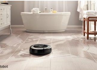 Roomba Staubsaug-Roboter mit neuer Home App noch intelligenter.