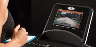 Das Pacemaker Touch Laufband mit Internetverbindung