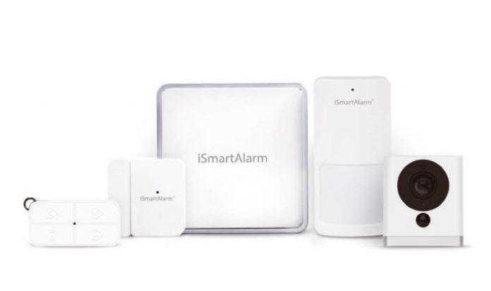 iSmartAlarm Essential Pack - das smartes Sicherheitssystem für Einsteiger.