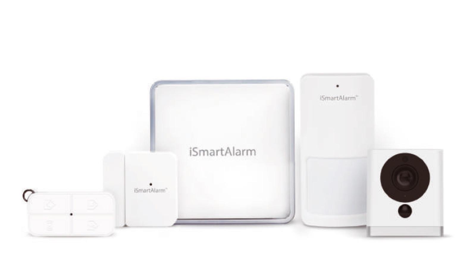 ismartalarm essential pack sch tzt eigenes zuhause smart wohnen. Black Bedroom Furniture Sets. Home Design Ideas