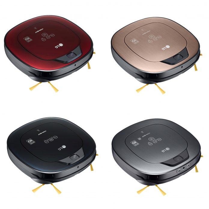 Die aktuellen HomBot Saugroboter beeindrucken mit smarten Features und intelligenter Fernsteuerung.
