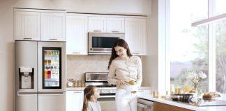 Der InstaView-Door-in-Door-Kühlschrank setzt neue Maßstäbe in Punkto smartem Bedienkomfort, nachhaltiger Nutzung und wegweisendem Design.