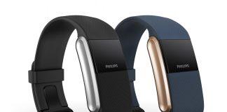 Das Philips Gesundheitsband liefert Werte mit klinisch geprüfter Genauigkeit.
