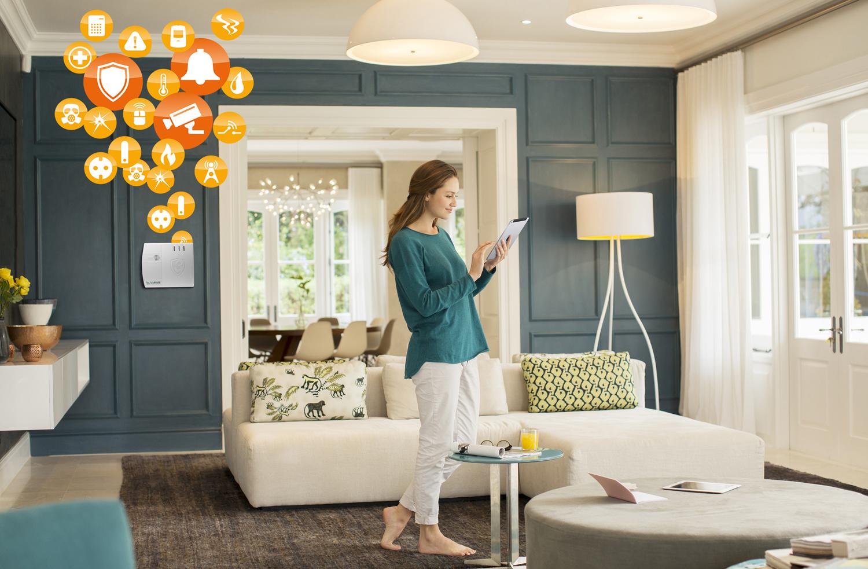 neue alarmanlage von lupus electronics mit en 50131 grad 2 zertifizierung smart wohnen. Black Bedroom Furniture Sets. Home Design Ideas