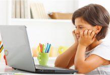 """Digitale Lernhilfen: """"Schau hin!"""" rät Eltern zum Schuljahrsbeginn, die Angebote im Internet alters- sowie situationsabhängig auszuwählen. © Fotolia"""
