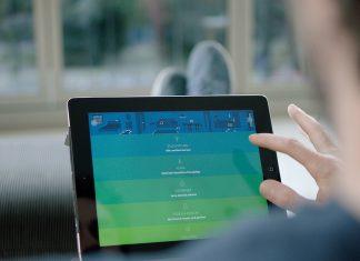 Vernetztes Wohnen in den eigenen vier Wänden ist mit innogy SmartHome möglich. © obs/Innogy SE/innogy