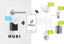 Nutzer von Nuki und iHaus haben jetzt mehr als einen Türöffner ins Smart Home. Doch das schlaue Schüssel-System kann mit iHaus viel mehr, als nur die Haustüre auf- und abschließen.