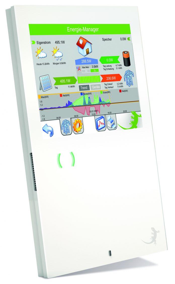 Vernetzte Haushaltsgroßgeräte können auch von der Smart Home-Zentrale koordiniert werden.