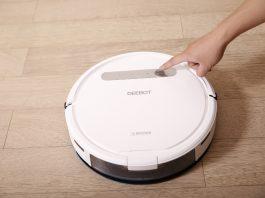 Saugroboter von Ecovacs Robotics gibt es als Einsteiermodelle mit einfacher Ein-Knopf-Bedienung und mit Sprachsteuerung in der neuesten Generation.
