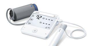 Beurer EKG-Geräte, wie das BM 95 mit EKG-Stick und Universalmanschette, ermöglichen dank einfacher Handhabung auch Verbrauchern ohne Vorkenntnisse, ihrem Herzen auf die Spur zu kommen.