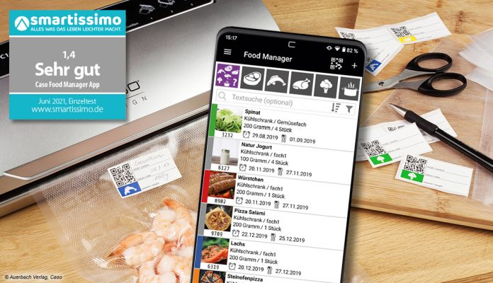 Test Caso Foodmanager2021